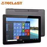 "GOTD Teclast Tbook11 10.6"" Windows 10 with Android Intel Z8300 4G/64G Ultrabook Tablet PC"