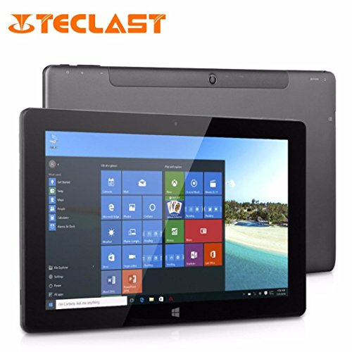 """GOTD Teclast Tbook11 10.6"""" Windows 10 with Android Intel Z8300 4G/64G Ultrabook Tablet PC by Goodtrade8"""