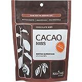 Navitas Naturals Cacao Nibs - Organic - Raw - 8 oz - case of 12 - 100% Organic - Gluten Free - Yeast Free - Wheat Free-Vegan