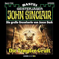 Die Templer-Gruft (John Sinclair 1743)