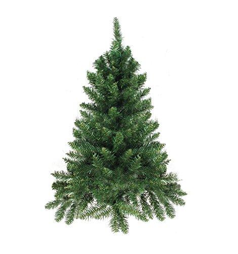 Northlight 2' x 18'' Buffalo Fir Medium Artificial Christmas Wall or Door Tree - Unlit by Northlight