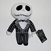 Nightmare Before Christmas Jack Skellington Plush Doll 9 by Disney