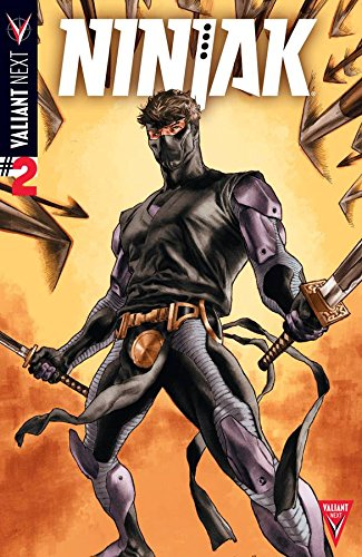Ninjak #2: Matt Kindt: Amazon.com: Books