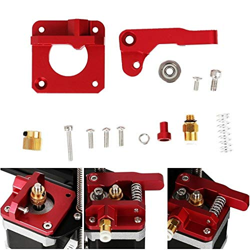 ( Extrusion device Clearance , Aluminum Frame MK8 Extruder Upgrade Kit For Creality 3D Printer CR-10/10S Ser by Little Story)