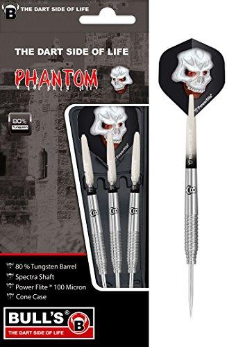 BULLS Phantom PT2 Steel Dart 24g Typ: 24 Gr. WuLJpUe5p