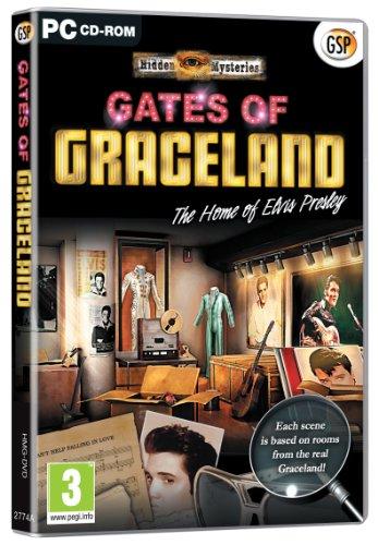 Hidden Mysteries  Gates Of Graceland  Pc Dvd