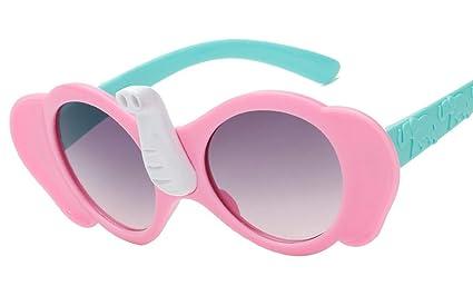 DaQao Gafas de sol mujeres y hombres, flexibles, de goma, de ...