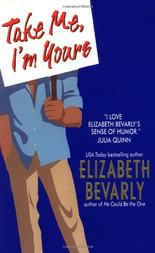 book cover of Take Me I\'m Yours