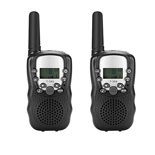 Kids love these walkie-talkies
