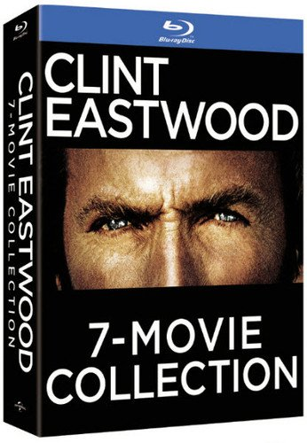 Clint Eastwood: The Universal Pictures 7-Movie Collection [Blu-ray] (Man With No Name Trilogy Blu Ray)