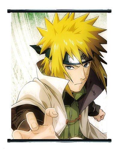 Naruto Anime Minato - Pergamino de pared (40 x 60 cm ...