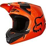 2018 Fox Racing V2 Mastar Helmet-Orange-L