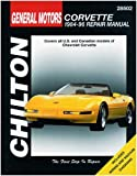 Chilton Chevy Corvette 1984-1996 Repair Manual (28502)