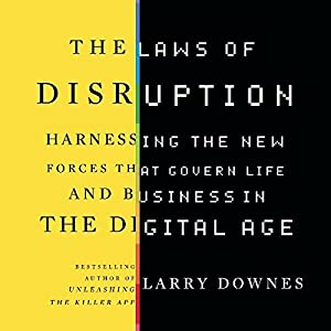 The Laws of Disruption Audiobook