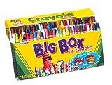 Crayola Crayons Box,96 Count ( Case of 6 )