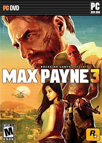 Max Payne 3 - PC by Rockstar Games (Max Payne 3 Special)