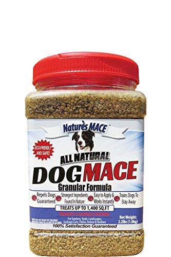 Dog MACE Dog Repellent Granular Shaker (Natural Dog Repellent)