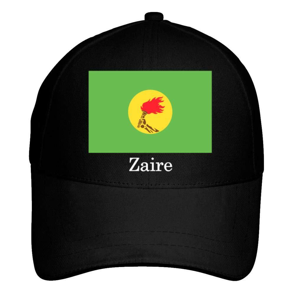 Idakoos Zaire Silhouette Baseball Cap Black