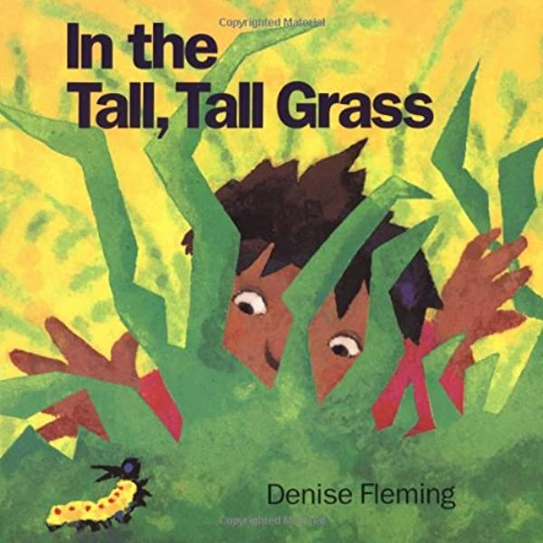 In the Tall, Tall Grass: Fleming, Denise: 9780805039412: Amazon ...