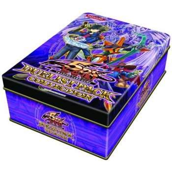 YuGiOh 5D's 2010 Duelist Pack Exclusive Collection Tin with Starlight Road Promo - Collection Tin Pack Duelist