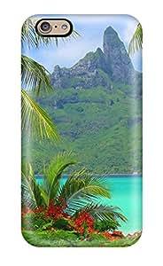 Hard Plastic Iphone 6 Case Back Cover,hot Bora Bora Case At Perfect Diy