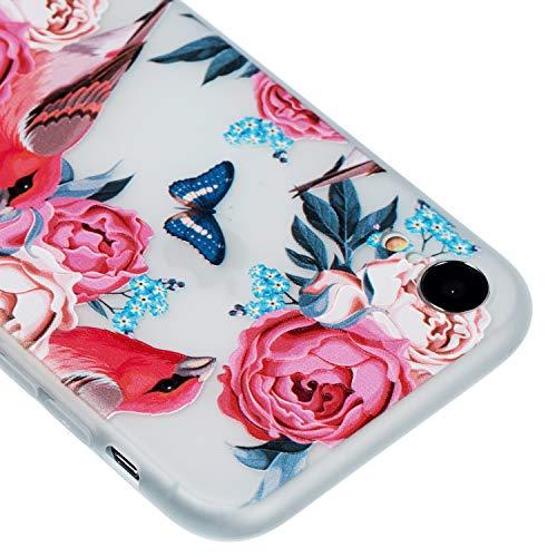 Papillon Motif Chreey iPhone Max XS Coque de nqITvTYPHw