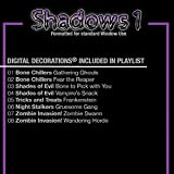 AtmosFearFX SHADOWS 1 Compilation Video & Projection Screen Bundle. Includes effects from Bone Chillers, Shades of Evil, Tricks or Treats, Night Stalkers and Zombie Invasion
