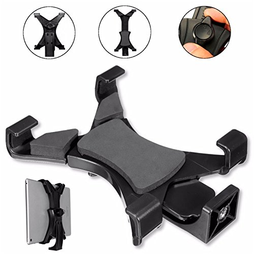 "1//4/""Thread Adapter for 7/""~10.1/"" Plastic Tablet iPad Tripod Mount Holder Bracket"