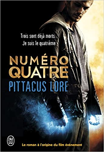 Numero Quatre Cross Over Gd Format French Edition