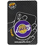 Popsocket Original Nba los Angeles Lakers Pp14, Pop Selfie, 155830, Branco