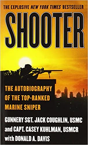 Amazon shooter the autobiography of the top ranked marine amazon shooter the autobiography of the top ranked marine sniper 9780312939175 sgt jack coughlin casey kuhlman donald a davis books fandeluxe Gallery