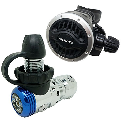 1st Stage Regulator (Scuba Choice Scuba Diving Palantic AS103 DIN Regulator Adjustable Second Stage with 27