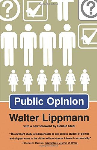 Public Opinion [Walter Lippmann] (Tapa Blanda)