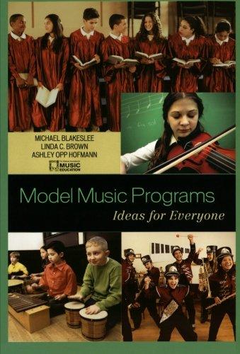 Model Music Programs: Ideas for Everyone ebook