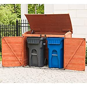 Amazon.com : Leisure Season RSS2001 Horizontal Refuse ...