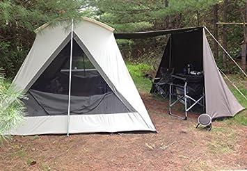 Kodiak Canvas Flex Bow VX Waterproof Quick Tent 6011 With Tarp 6013