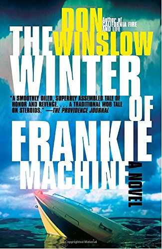 The Winter of Frankie Machine (Vintage Crime/Black Lizard) (Hit Machine compare prices)