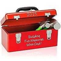 Hallmark QGO1207 Building Fun Memories with Dad Toolbox
