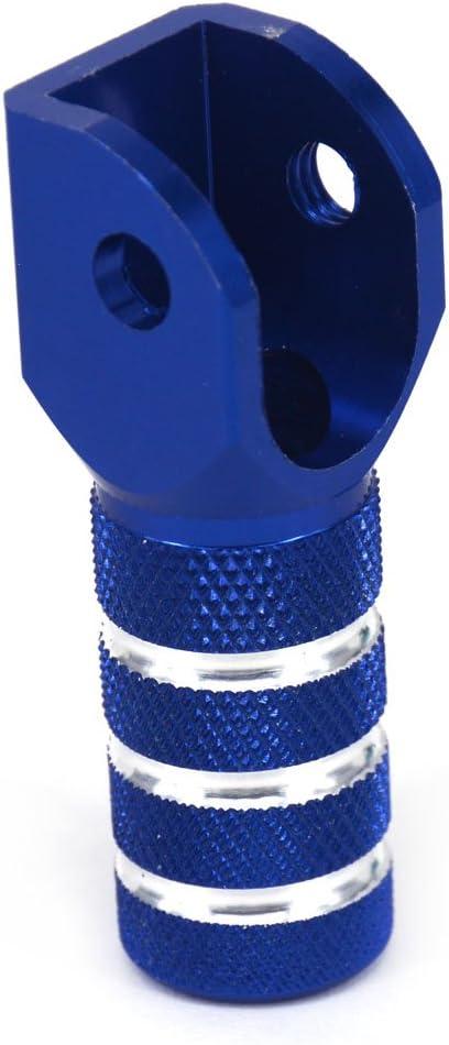K.T.M 125 250 300 350 450 530 690 950 990 SX EXC XCF SXF XC XCW EXCF EXCW EXCF SMR JFGRACING Motorcycle Billet Rear Brake Pedal Step Tip Replacement Blue