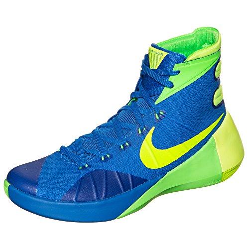 Hyperdunk 2015 Sz 12,5 Herren-Basketball-Schuhe Blau Neu im Kasten