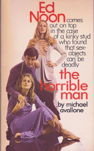 book cover of The Horrible Man