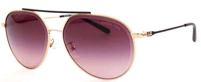 Michael Kors 0MK1041, Gafas de sol para Mujer, Shiny Rose ...