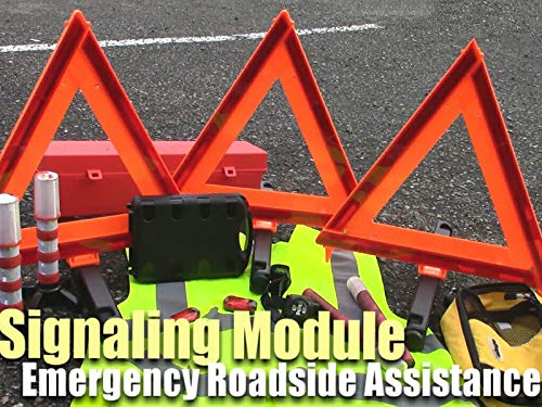 - Signaling Module - Emergency Roadside Assistance - Vehicle Preps