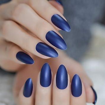 EchiQ - Extensiones de uñas postizas para manicura (24 ...