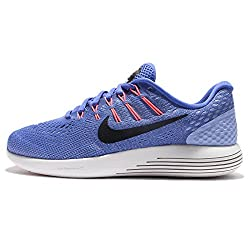 Nike Women's Wmns Lunarglide 8, Medium Blueblack-aluminum, 9 M Us
