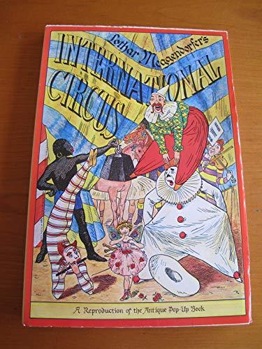 Lothar Meggendorfer's International circus: A reproduction of the antique pop-up book