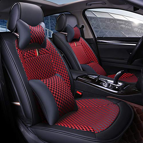 YXZN Car Seat Cushion Breathable Fully Surrounded Four Seasons Universal Seats Cushions,Color3,Size1: Sports & Outdoors