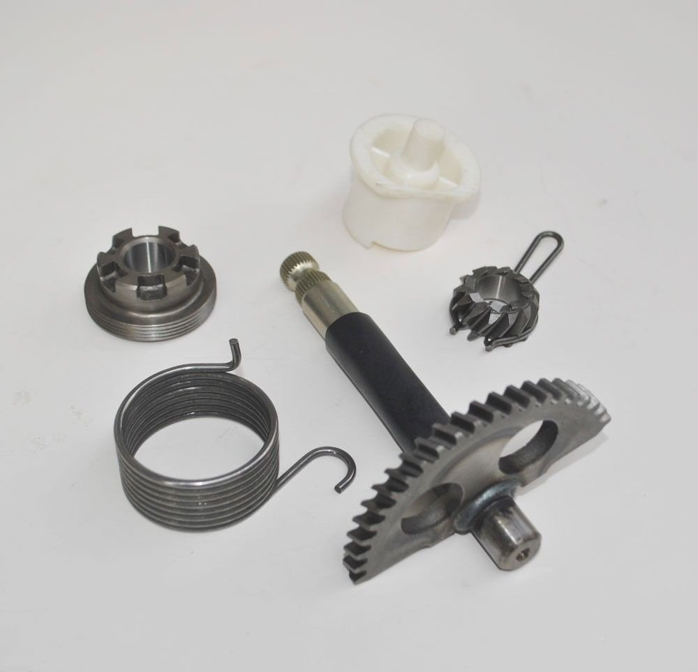 KICK SHAFT ASSEMBLY STARTER GEAR for YAMAHA PW50 PW 50 A&B Motor Parts