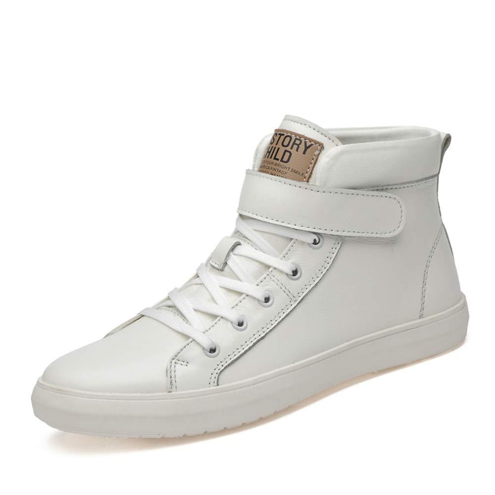White 43 EU Men's Sneaker (color   Black, Size   38 EU)
