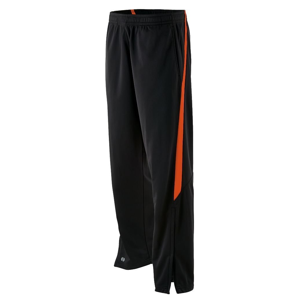 メンズdeterminationパンツHollowayスポーツウェア B00M6UZIZE S|Black/ Orange Black/ Orange S